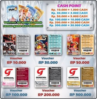 Cara Mendapatkan Cash Gemscool Gratis (LEGAL & HALAL) « All in